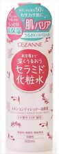 CEZANNE Skin Conditioner High Moist with Ceramide 500 ml JAPAN F/S