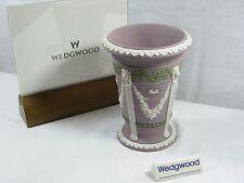 """Wedgwood Tri-color Pilastro VASO """"Museo serie"""" limitata a 200. solo!!!"""