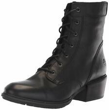 Женские Timberland sutherlin Bay середина на шнуровке ботинки черный A1SD4