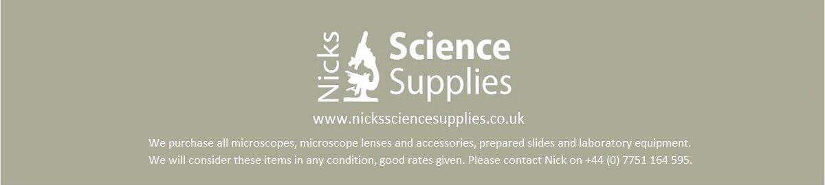 Nicks Science Supplies