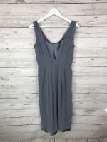 Elements By Amanda Wakeley Dress - Size UK12 - Grey - Great Condition