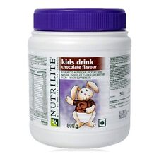 Amway Nutrilite Kids Drink in Chocolate Flavour 500gm with Multi Vitamins F.Ship