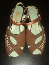 Roos Brothers 1940's vintage womens shoe