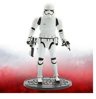 Disney Store Star Wars Awakens First Order Die Cast Stormtrooper Elite Series