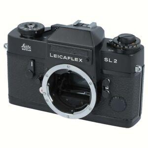 Leicaflex SL2 SL 2 Gehäuse Sammlerstück, TOPZUSTAND, Beli defekt #8503