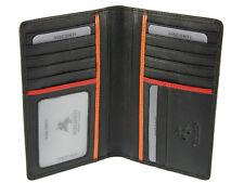 Visconti Coat Jacket Mens Leather Wallet For Credit Cards & Banknotes - BD12