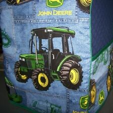 John Deere Denim 2 Pocket Cover for KitchenAid Mixer