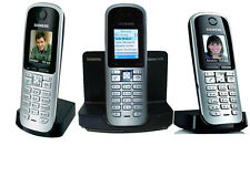 Siemens Gigaset Schnurlos analog Telefon S680/S685/S670/S685//C470 TRIO 3er SET