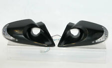 EVO K6 M6 BLACK DOOR WING MIRRORS FOR VAUXHALL CORSA C