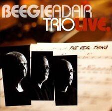 BEEGIE ADAIR TRIO The Real Thing Live CD Nashville Jazz Workshop
