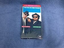 JOHN BELUSHI 2 PACK VHS ANIMAL HOUSE/THE BLUES BROTHERS CLASSICS NEW
