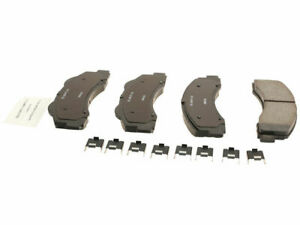 Front AC Delco Brake Pad Set fits Ford Expedition 2010-2020 91XVWS