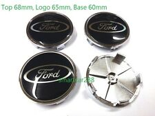 Ford Alloy Wheel Centre Caps X4