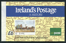 Ireland - Commemorative Stamp Booklet Ireland's Postage, a history - MNH