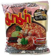 MAMA Tom YumGoongFlavour Sour Spicy Shrimp Instant Thai NoodlesFood Original