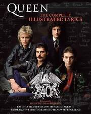 Queen: The Complete Illustrated Lyrics by Queen (Paperback, 2012)