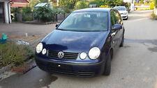 Volkswagen VW Polo 1.2 Blau mit Tüv