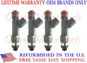 Flow Matched Fuel Injector Set FITS 2011 SAAB 9-3 2.0L I4