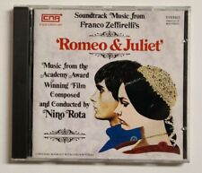 ROMEO & JULIET - NINO ROTA - SOUNDTRACK - CD (CNS 5000)