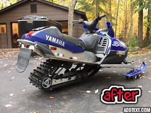 *NEW* Drop Bracket Lift Kits - Yamaha Rear Suspension Upgrade. Now Powder Coated