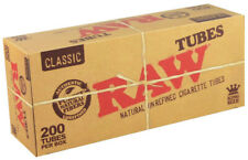 Raw Classic 200pc Cigarette Injector Tubes - Kingsize