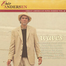Waves by Eric Andersen (CD, Oct-2005, Appleseed Records)