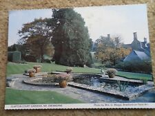 .JUDGES.POSTCARD.CLAPTON COURT GARDENS NR.CREWKERNE.PHOTO BY MRS O.MAGGS
