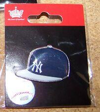 New York Yankees NY logo baseball cap pin hat pin NEW for 2015