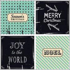 Servietten 20, Serviettentechnik Christmas Wishes, Weihnachten Ambiente 33 x 33