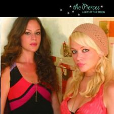 The PIERCES - Light of The Moon - CD - New & Sealed