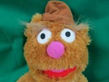 BIG THE MUPPETS JIM HENSON FOZZIE BROWN TEDDY BEAR PLUSH TOY FACTORY MOVIE PLUSH