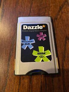 Dazzle SmartDisk DM-9500 PCMCIA 5-in-1 Digital Media Adapter XD SD MMC SM MS