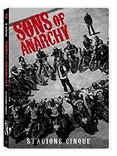 Sons of Anarchy - Stagione 5 (4 DVD) - ITALIANO ORIGINALE SIGILLATO -