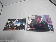 New EXO Coming Over XIUMIN シウミン Ver.CD Photobook Card Japan Ver  From JAPAN