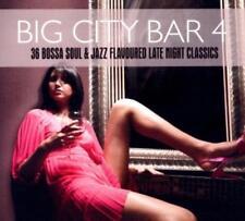 Various - Big City Bar 4-36 Bossa Soul & Jazz Flavoured Late - CD