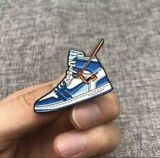 Sneakers Pin Nike Enamel AJ1 Basketball Shoe Badge Sneaker Brooches Air Jordan