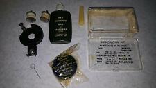 Teletypewriter # 15 & #19 MODIFICATION KIT w/ Ribbon BLACK Ink Pad Felt NASAI