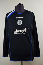 Sheffield Wednesday 2006 / 2007 Home Kit Jersey Shirt Longsleeve
