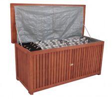HARTHOLZ Auflagenbox Sitztruhe Gartenbox Kissenbox Box Aufbewahrung Kiste