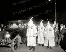8x10 Print KKK Ku Klux Klan National Campaign 1922 Virginia Suburbs #KKK96