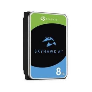 """Seagate SkyHawk AI ST8000VE001 3.5"""" SATA 6Gb/s 8TB 256MB Surveillance Optimised"""