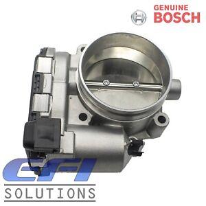 Genuine Bosch Motorsports 74mm Electronic Throttle Body ETB Drive By Wire DBW