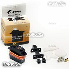 1 Pcs Corona CS238MG Analog Servo (Metal Gear) 4.0kg / 0.15sec / 22g 29x13x30mm