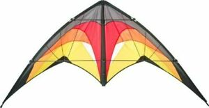 CERF VOLANT SPORT KITE HQ BOLERO 2 ERUPTION