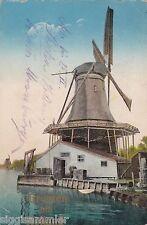 Groeten uit Holland System-AK 1928 Windmühle Molen Niederlande Nederland 1611264