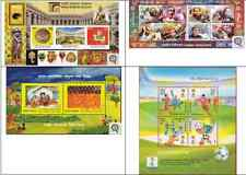 2014 Miniature Sheets Year Pack - set of 4 different MS