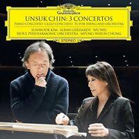 Myung Whun Chung - Unsuk Chin: 3 Concertos [CD]