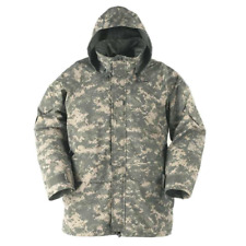 GI ACU Digital Universal Camo Gore tex Parka Jacket ECWCS Sizes Available NWT