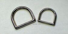 10 D-Ringe, geschlossen 16 mm