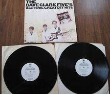 """Dave Clark Five - 2-LP set promo """"Glad All Over Again - All-Time Greatest Hits"""""""